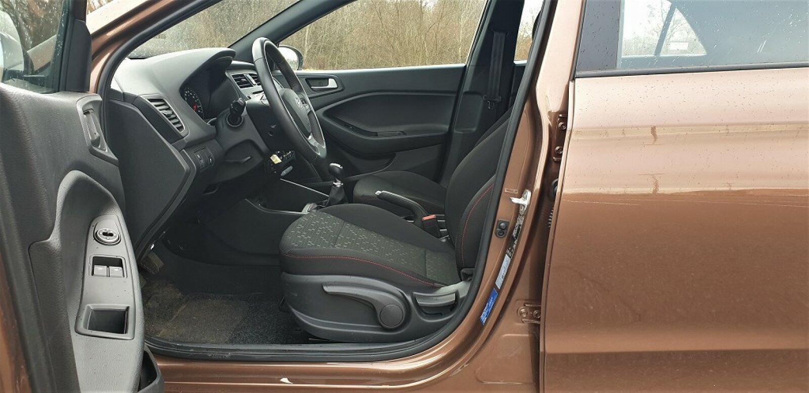 Bardzo dobra Hyundai i20 2018 - Karlik - Sprawdzone Samochody Używane. OI62