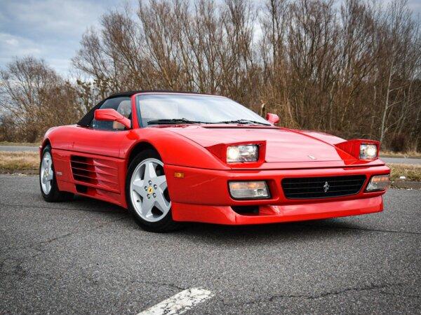 Ferrari 348 1993