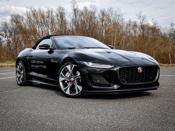 Jaguar F-Type 2021