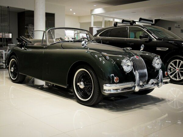 Jaguar MK II 1960