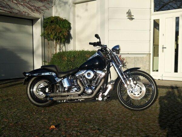 Harley-Davidson Springer 2005