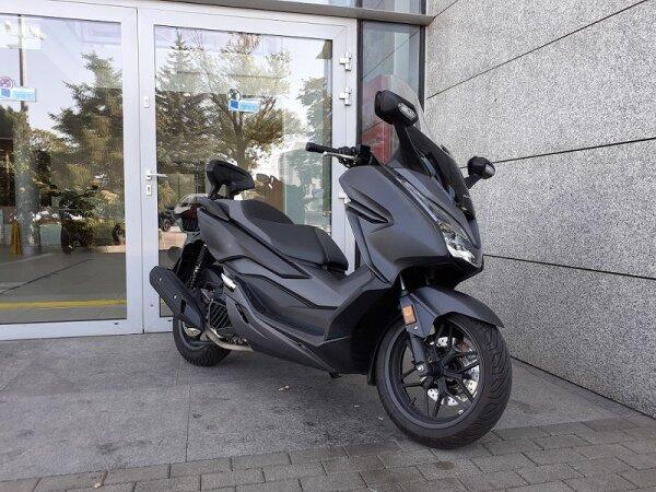 Honda NSS 2020