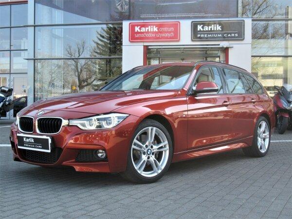 BMW 335 2019