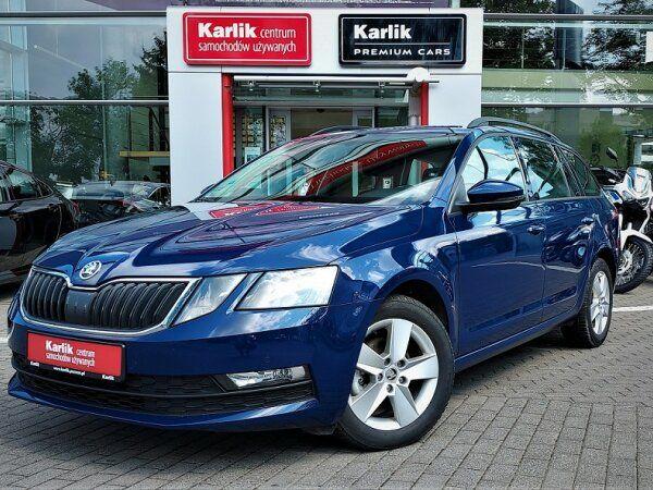 Škoda Octavia 2018