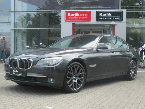 BMW 730 2009